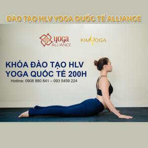 Đào tạo HLV Yoga 200h
