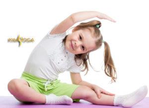 Đào tạo HLV Yoga trẻ em